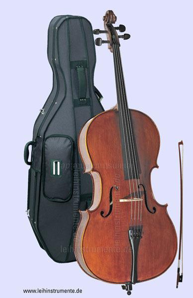 to article description / price 3/4 Cello Outfit - EASTMAN - all solid - (bargain sale)