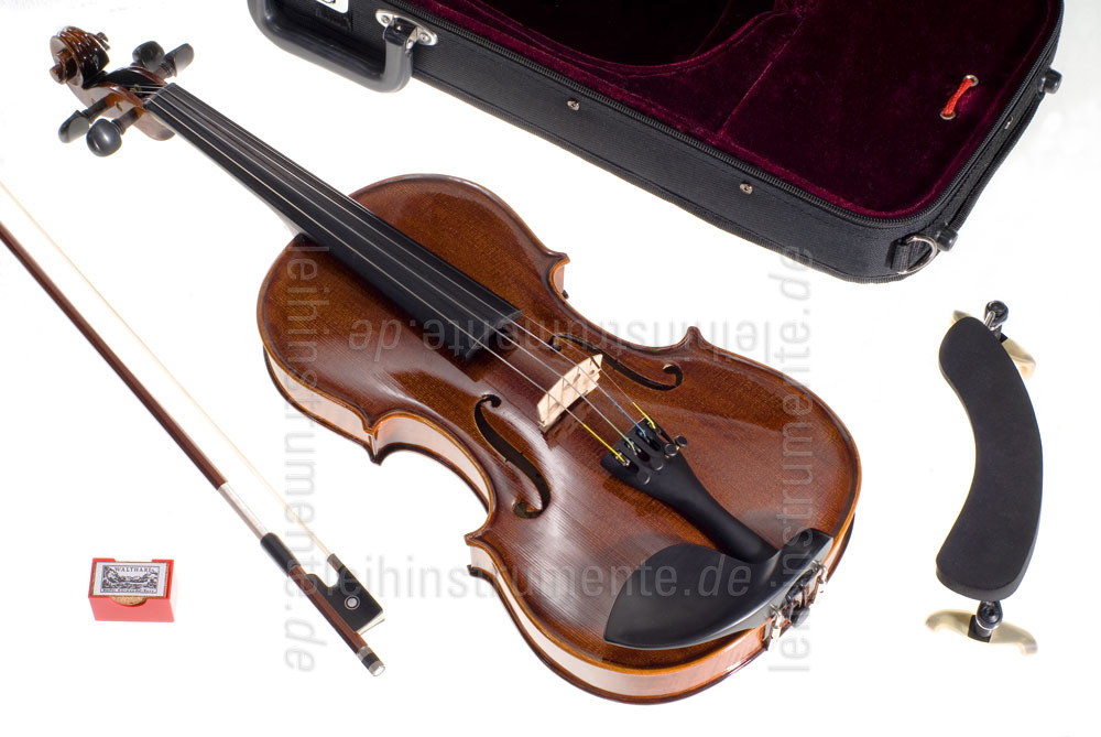 to article description / price 3/4 Violinset - HOFNER MODEL 3 - all solid - shoulder rest