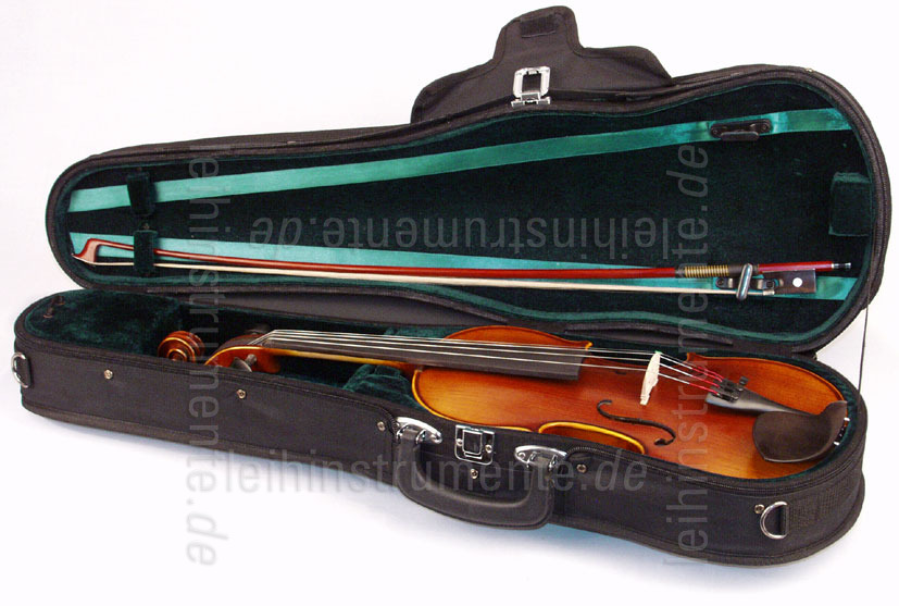 to article description / price 4/4 Violinset - HOFNER MODEL H5 ALLEGRETTO - all solid - shoulder rest